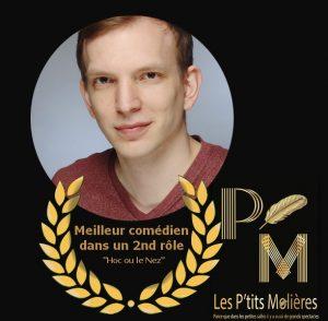 Olivier Troyon nomination