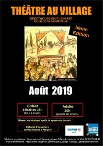 Theatre au village 2019